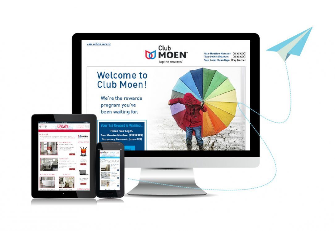 Email Marketing - Moen